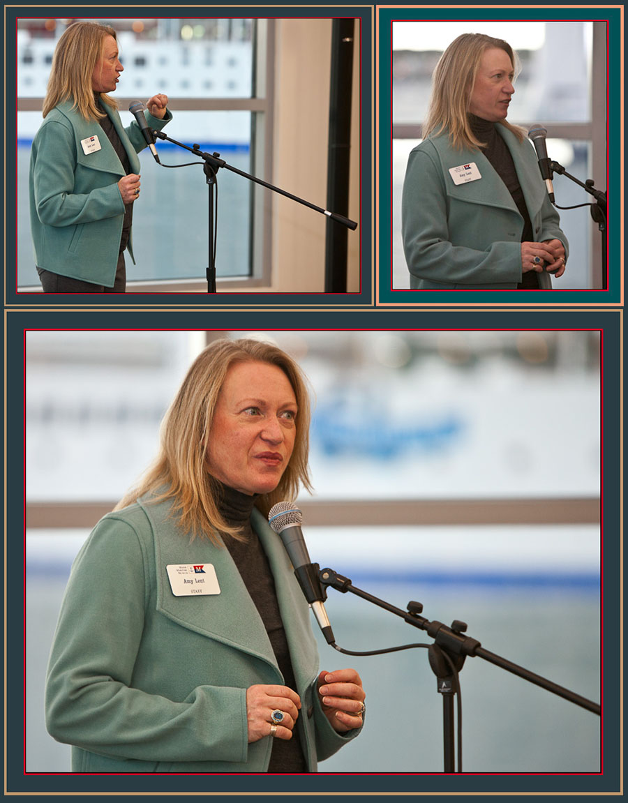 Amy Lent, Executive Director, Maine Maritime Museum