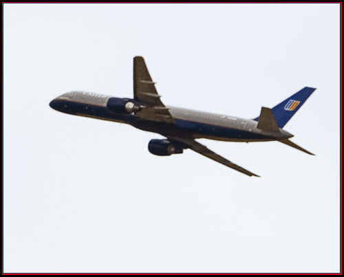 Leaving Colorado