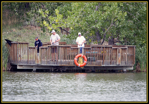 At the Lake