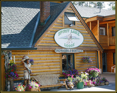 Sprit Lake Lodge