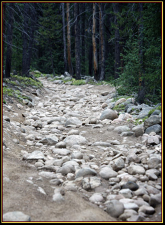Corey's Idea of Fun Riding