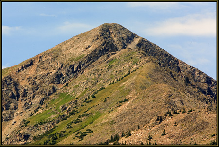 A Typical Peak