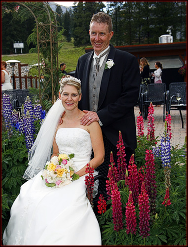 A Fine Looking Couple