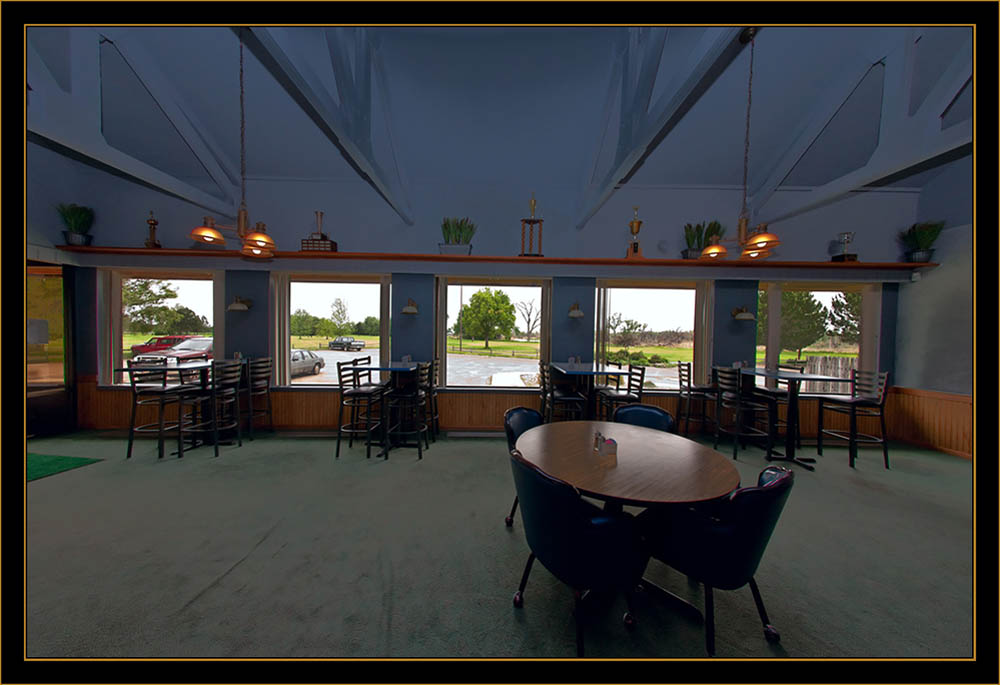 Enhanced Tavern Area View - Margie's Bar and Grill - North Platte, Nebraska