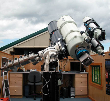 Telescope systems