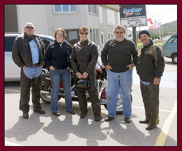 Our Riding Group-Scooter Trash All