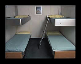 Accomodations On-board