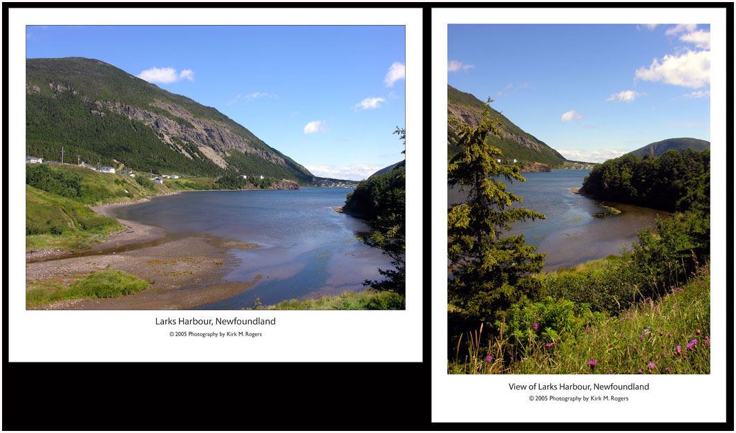 Larks Harbour