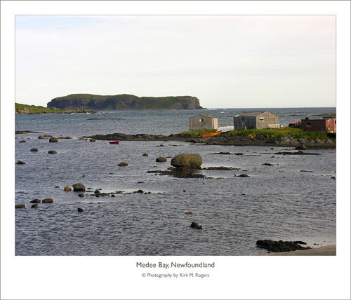 Medee Bay at L'Anse aux Meadows