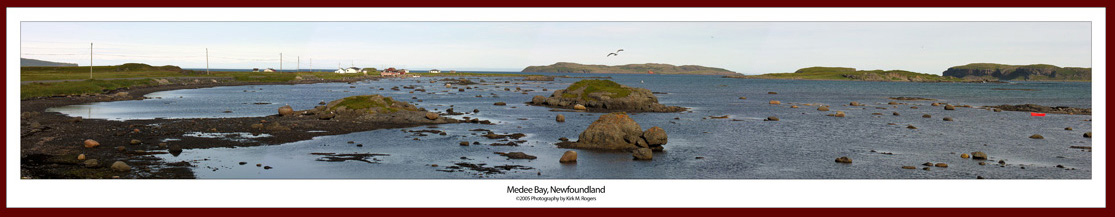 Scenery of Newfoundland