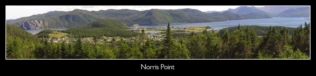 Village of Norris Point
