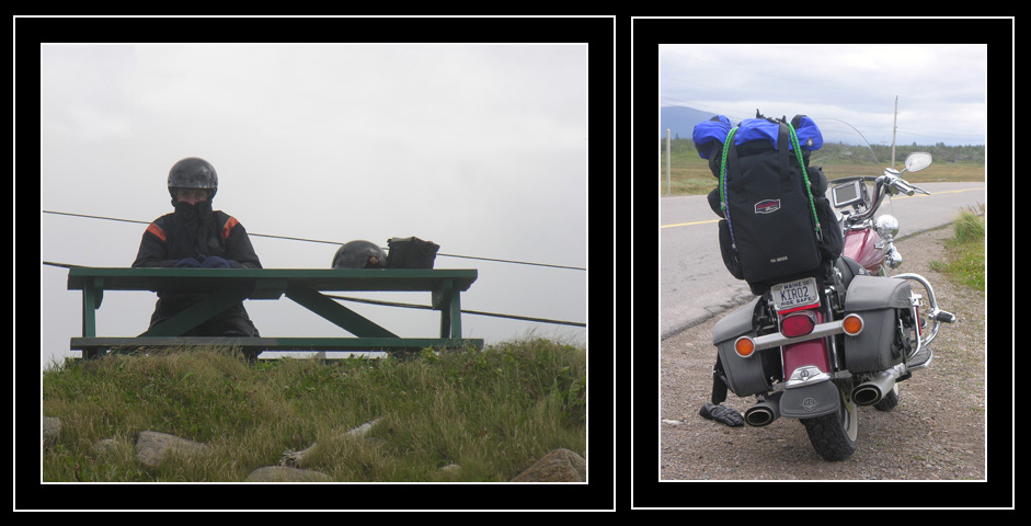 Cold & Rainy Day