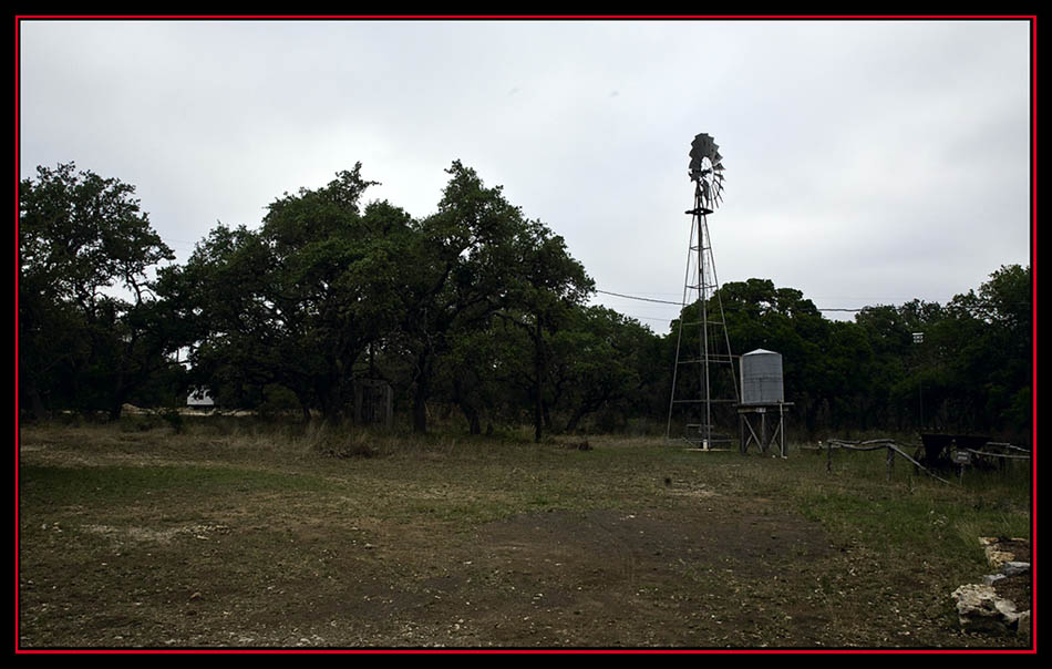 View Around the Old Homestead  - Spring Branch, Texas
