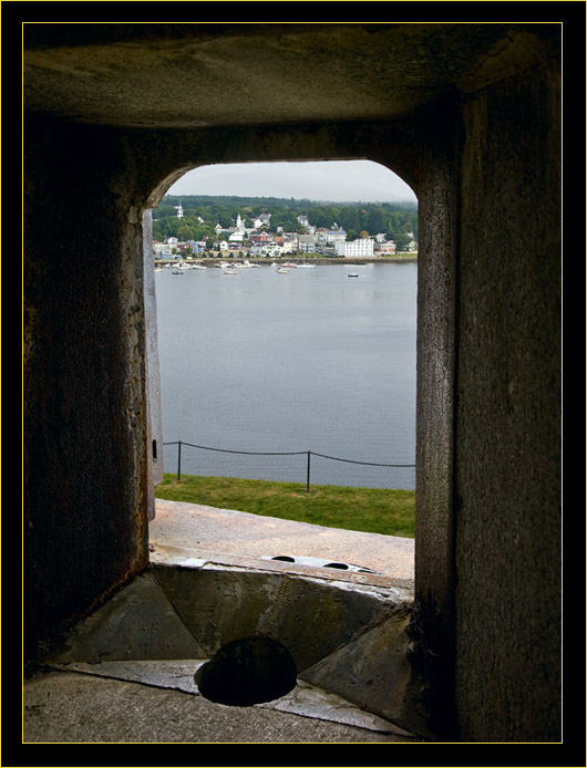 View from the Casemate