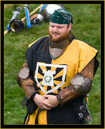 Lord Griffin - Armored Warrior