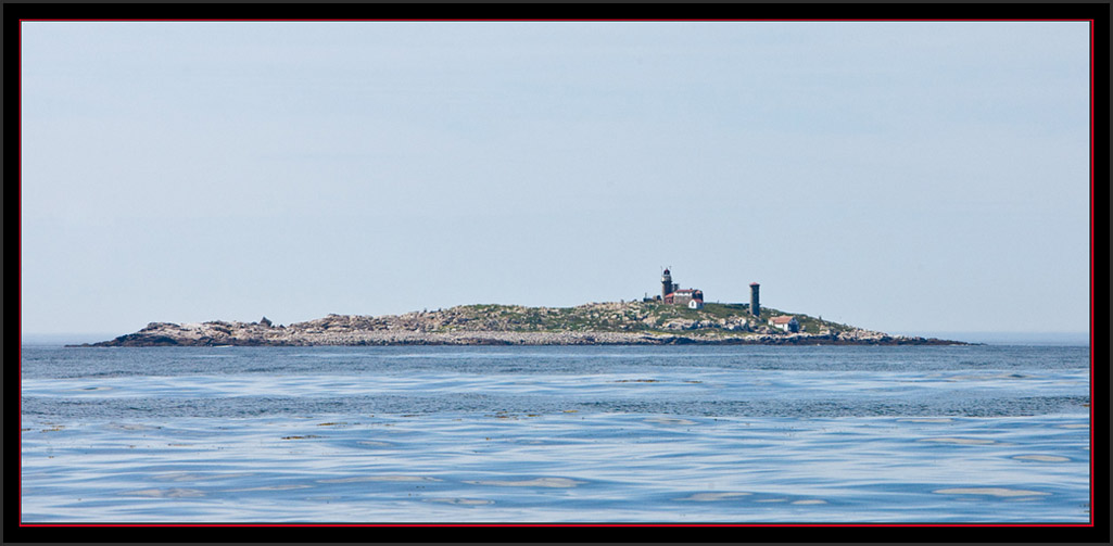Matinicus Rock - Maine Coastal Islands National Wildlife Refuge