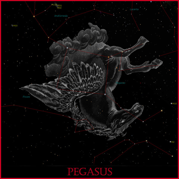 Pegasus in Classical View