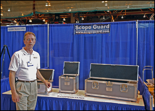 Mr. Don Holcombe of ScopeGuard