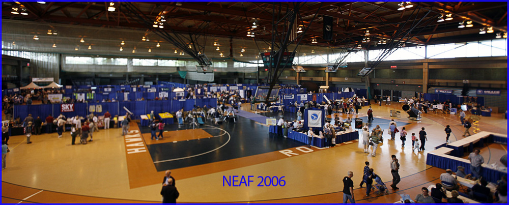 The Main Floor at NEAF