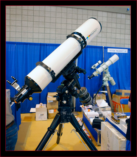 Refractor on a Losmandy G-11 Mount