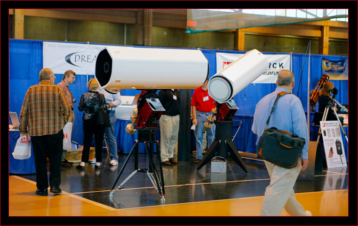 More telescopes...