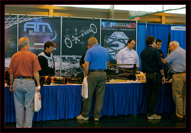 Astrotech Engineering booth
