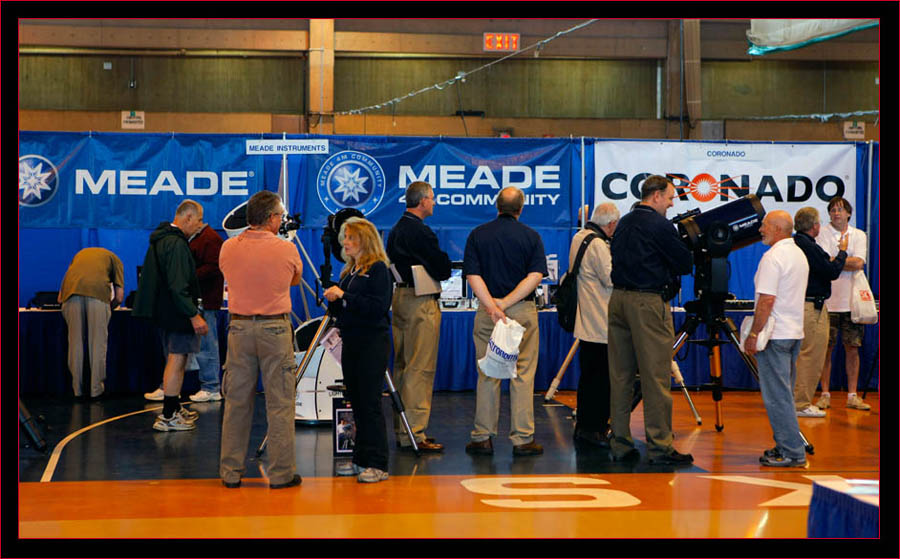 Meade Instruments Exhibit
