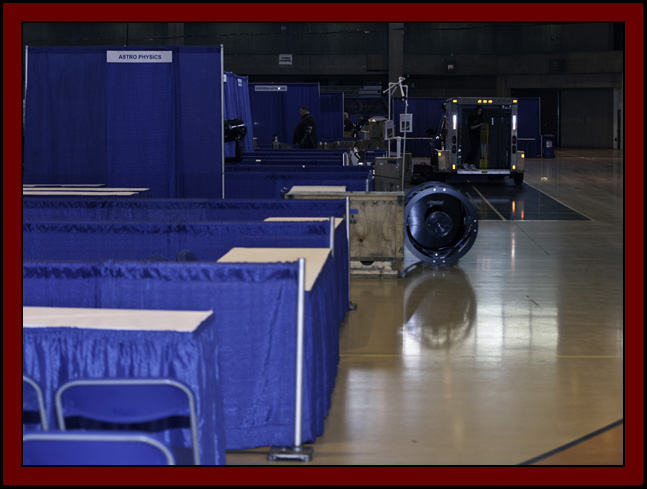 The Calm Before the Storm - NEAF 2011