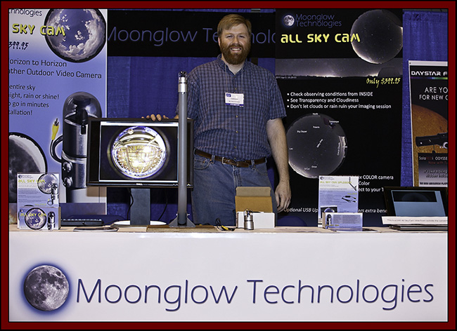 Fred Bruenjes of Moonglow Technologies - NEAF 2011