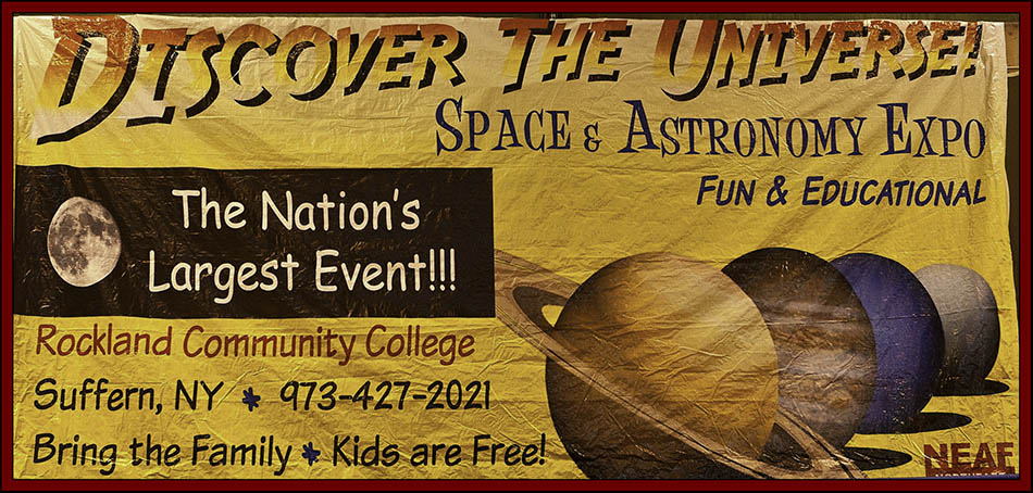 Northeast Astronomy Forum & Telescope Show 2011
