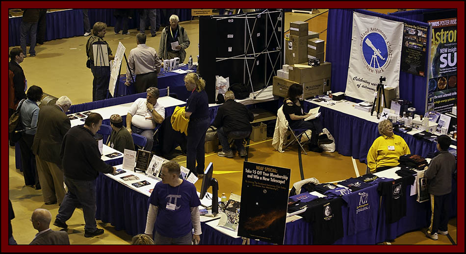 RAC Headquarters Booth - NEAF 2011