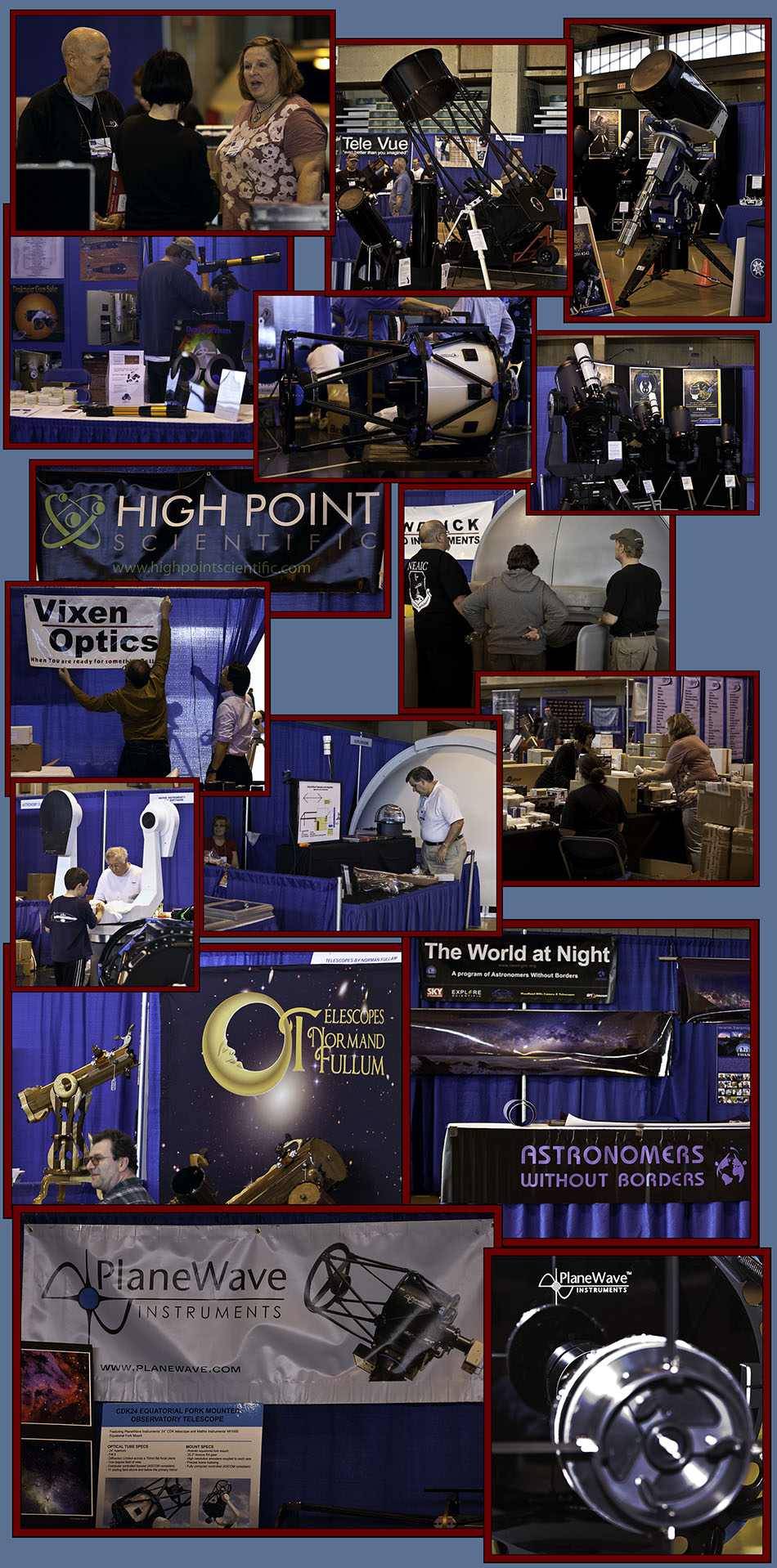 Final Views from Friday - NEAF 2011