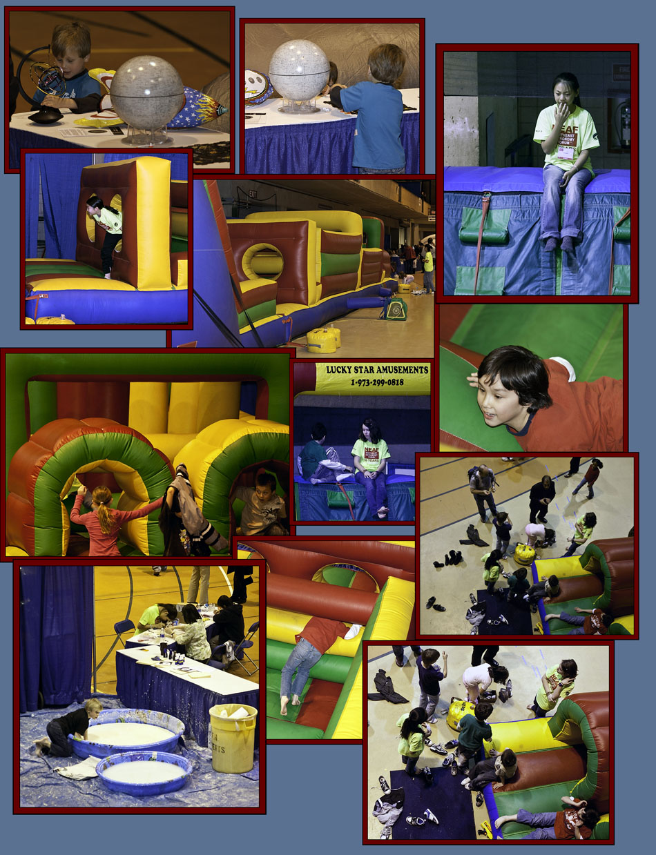 Activities for the Children - NEAF 2011