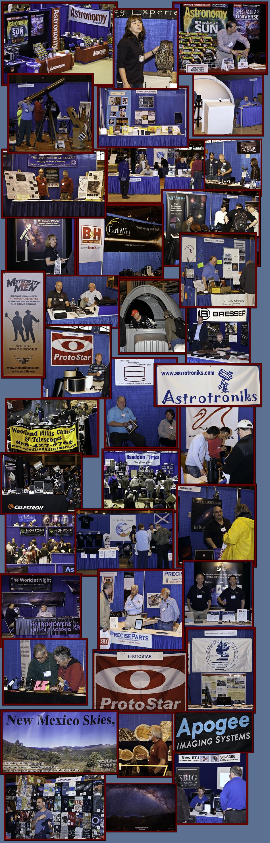 Exhibitors, Vendors and Products - NEAF 2011