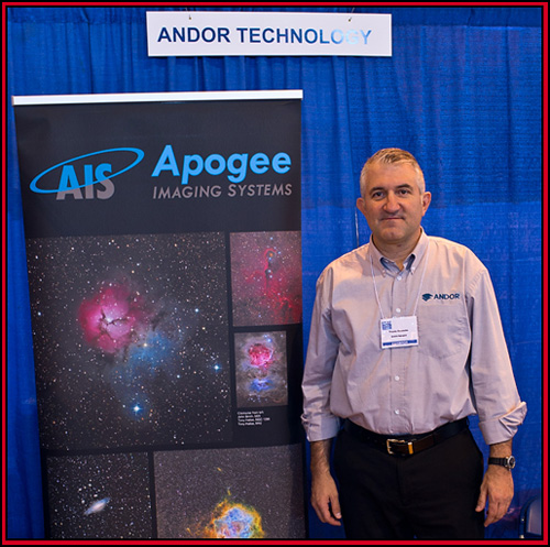 Travis Goulette, Andor Technology - NEAF 2015