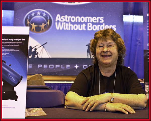 Joan Chamberlin - Astronomers Without Borders - NEAF 2015