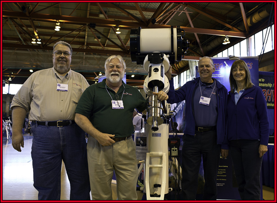 Astro-Physics Group - NEAF 2015