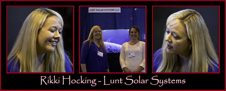 Rikki Hocking ~ Lunt Solar Systems - NEAF 2015...