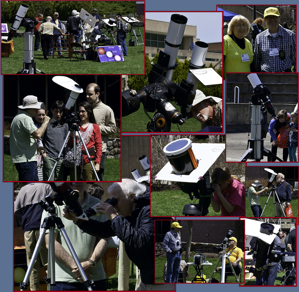 Sunday on the Solar Field ~ NEAF 2015...