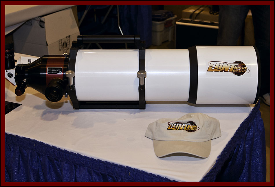 Lunt Solar Scopes - NSSP 2011