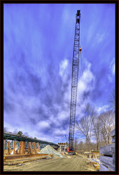 Crane and Boom - Falmouth, Maine