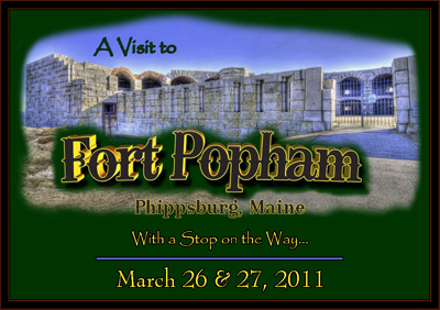 A Visit to Fort Popham
