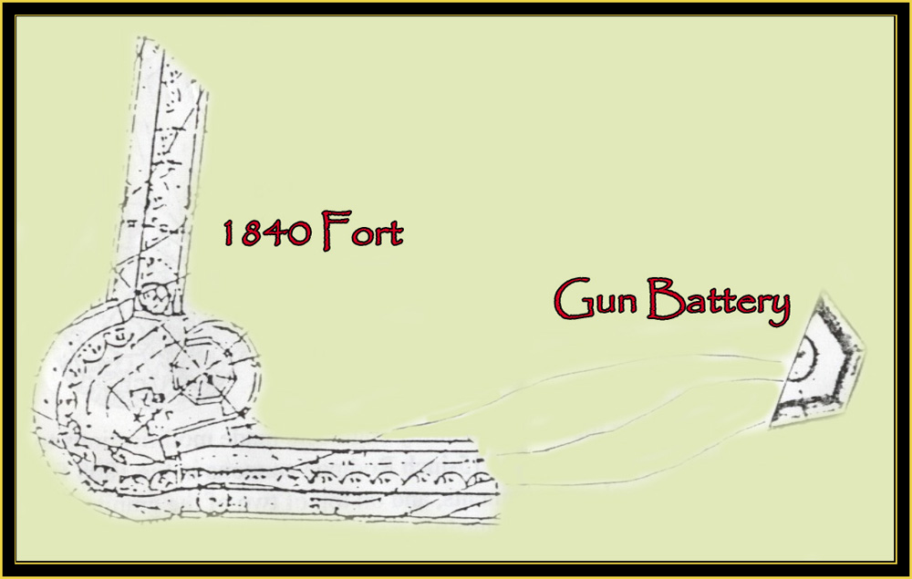 Fort Scammell 1840