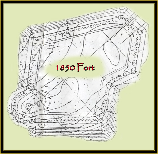 Fort Scammell 1850