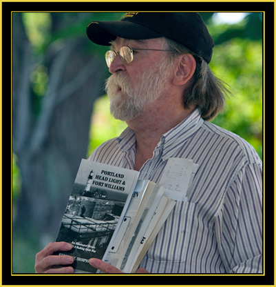 Ken Thompson and His Books - House Island